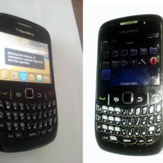 Vand 2 Buc Blackberry 8520 - Telefon mobil Blackberry 8520, Neblocat