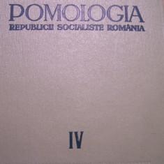 POMOLOGIA RSR - VOLUMUL IV (4): PRUNUL, CIRESUL, VISINUL, CORNUL (1965)