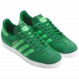 Adidas Gazelle originali! marimea 42 2/3 - Adidasi barbati, Culoare: Verde