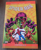 RARITATE BD Comics WOLFMAN, POLLARD, O NEIL - SPIDER-MAN  L INTEGRALE . integrala 1980 benzi desenate Marvel Panini  spiderman