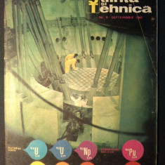 Revista Stiinta si Tehnica Nr. 9 / 1968 - Revista casa