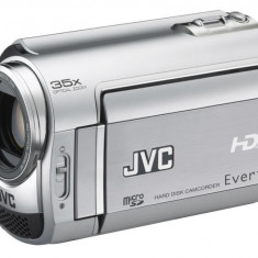Camera Video JVC Everio GZ-MG330, 2-3 inch, Card Memorie, CCD, 30-40x