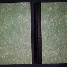 Montesquieu OEUVRES COMPLETES 2 volume cartonate foita velina Ed. Nagel 1950 - Carte de lux