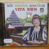 VETA BIRIS - MAI ROMANE ROMANAS   (CD) SIGILAT!!!