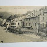 CP Azuga-Vedere spre Cooperativa,anii'20!