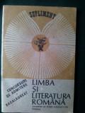 Limba si literatura romana, supliment - 1991, Alta editura