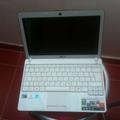 Netbook Lg x120 (IPHONE 4) Alta, 160 GB, Diagonala ecran: 10, 2 GB, Windows 7