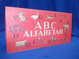 ABC ALFABETAR - JOC DE COLECTIE - PERIOADA COMUNISTA