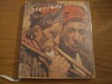 JEAN AL. STERIADI  --  text de Mircea Deac  -- album, 1962,  82 p.
