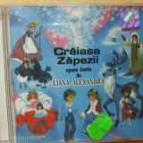 LIANA ALEXANDRU - CRAIASA ZAPEZII OPERA FEERIE  (CD) SIGILAT!!!