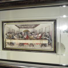 CINA CEA DE TAINA - tablou in relief, cu oglinda - Reproducere