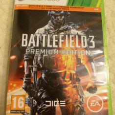 Joc XBOX 360 BATTLEFIELD 3 - Premium edition / Joc BATTLEFIELD 3 - PREMIUM EDITION - Jocuri Xbox 360 Rockstar Games, Shooting, 18+