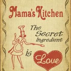 162.Reclama vintage - MAMA`S KITCHEN