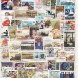 476 - Lot timbre Australia