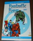 Stan lee  FANTASTIC FOUR integrala 1967 Marvel Panini  CEI PATRU FANTASTICI