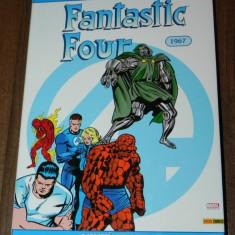 Stan lee FANTASTIC FOUR integrala 1967 Marvel Panini CEI PATRU FANTASTICI - Reviste benzi desenate