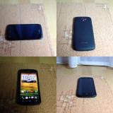 Htc One S( Stare impecabila, 6 luni de utilizare, rog seriozitate, pret usor negociabil!) - Telefon mobil HTC One S, Neblocat
