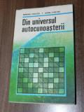 SEPTIMIU CHELCEA, ADINA CHELCEA -DIN UNIVERSUL AUTOCUNOASTERII, Alta editura