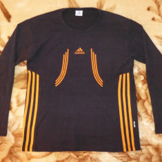 Bluza Adidas; 49.5 cm bust, 58 cm lungime, 56 cm maneca; impecabila - Bluza barbati Adidas, Marime: Alta, Culoare: Din imagine