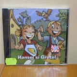 HANSEL SI GRETEL  (CD) SIGILAT!!!