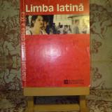 Stefan Pirvu - Limba latina manual pentru clasa a IX a - Manual scolar, Clasa 9, Limbi straine