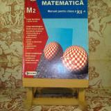 Petre Nachila - Matematica manual pentru clasa a XII a M2