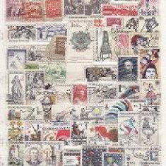 288 -  Lot timbre Cehoslovacia