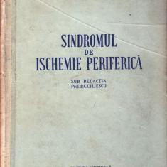 SINDROMUL DE ISCHEMIE PERIFERICA de E. SORIN - Carte Cardiologie