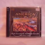 Vand dublu-cd Selection Of America, original - Muzica Pop Altele