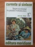 Z  MIRCEA DEAC - IMPRESIONISMUL IN PICTURA ROMANEASCA, Mircea Deac
