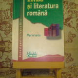 Marin Iancu - Limba si literatura romana Manual pentru clasa a XII a - Manual scolar, Clasa 12, Alte materii