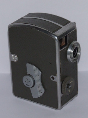 Zeiss Ikon - Pentacon VEB AK8 - Zeiss Jena Triotar 2.8/10mm foto