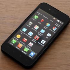 Vand LG Optimus Black P970 - Telefon mobil LG Optimus Black, 8GB, Orange, Single core, Smartphone, Touchscreen