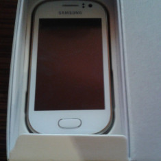 Vand Samsung Galaxy Fame - Telefon mobil Samsung Galaxy Fame, Alb