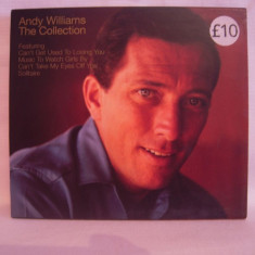 Vand cd Andy Williams-The Collection, original - Muzica Pop Columbia