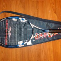 Racheta tenis Babolat Contest Academy - Racheta tenis de camp Babolat, Performanta, Copii, Grafit/Titanium