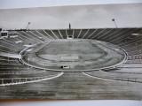 Foto-carte postala 1962- stadion fotbal-Messestadt Leipzig-stadion der Hunderttausend (2)