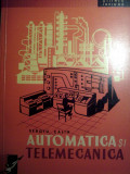 Sergiu Calin - Automatica si telemecanica, Alta editura