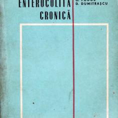 ENTEROCOLITA CRONICA de O. FODOR si D. DUMITRASCU - Carte Gastroenterologie