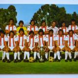 """Foto 1974- echipa de fotbal """"HAPOEL"""" HAIFA ISRAEL"""