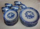 Set pentru cafea si prajitura din portelan japonez, Seturi