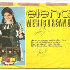 Elena Merisoreanu vinil vinyl single ep - Muzica Populara