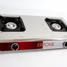 Aragaz pe gaz de butelie Ertone ERT-MN-204