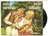 Maria Cornescu si Nelu Balasoiu vinil vinyl single ep