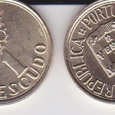 PORTUGALIA 1 ESCUDO 1993, Europa