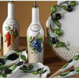 Cadouriceramica.ro Comercializeaza produse ceramica pictata manual import Italia
