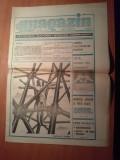 ziarul magazin 1 septembrie 1990