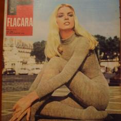 REVISTA FLACARA 1968 , NR. 38