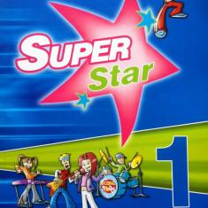 SUPER STAR 1 STUDENT'S BOOK - Miriam Craven + 2 CD-uri - Curs Limba Engleza