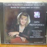 DANA PROTOPOPESCU piano  (CD) SIGILAT!!!